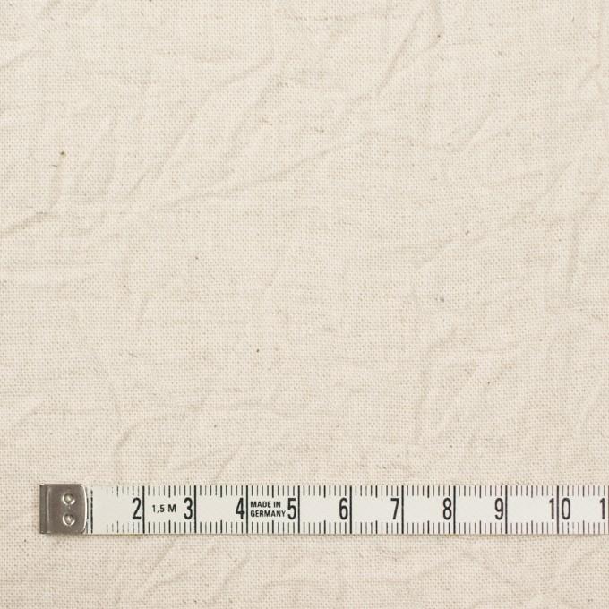 コットン&リネン×無地(キナリ)×キャンバスワッシャー_全15色 イメージ4