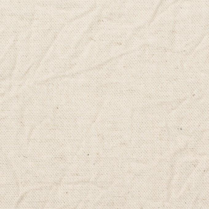 コットン&リネン×無地(キナリ)×キャンバスワッシャー_全15色 イメージ1