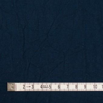 コットン&リネン×無地(ネイビー)×キャンバスワッシャー_全15色 サムネイル4