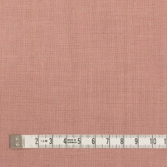 リネン×無地(ウインターローズ)×薄キャンバス_全25色 サムネイル4