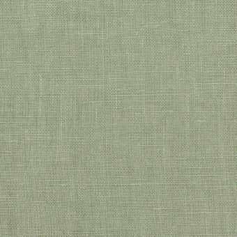リネン×無地(セージグリーン)×薄キャンバス_全25色