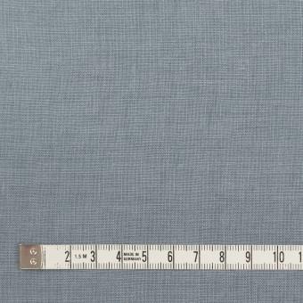 リネン×無地(ブルーグレー)×薄キャンバス_全25色 サムネイル4
