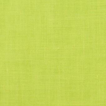 リネン×無地(ライムグリーン)×薄キャンバス_全25色 サムネイル1