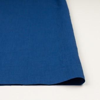 リネン×無地(ロイヤルブルー)×薄キャンバス_全25色 サムネイル3