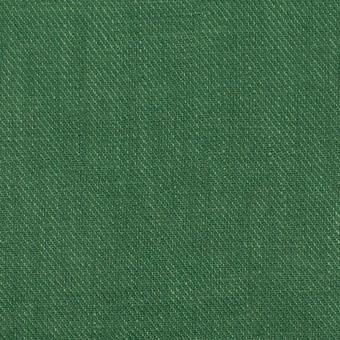 リネン×無地(パラダイスグリーン)×サージ_全22色 サムネイル1