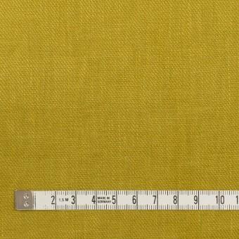 リネン×無地(アンティークゴールド)×サージ_全22色 サムネイル4