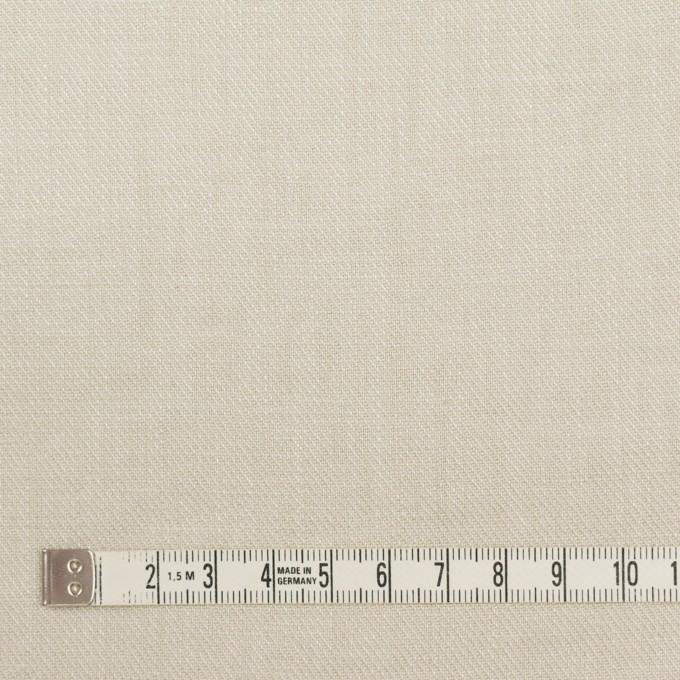 リネン×無地(グリーンミスト)×サージ_全22色 イメージ4