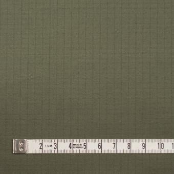 コットン×無地(カーキグリーン)×リップストップ_全3色 サムネイル4