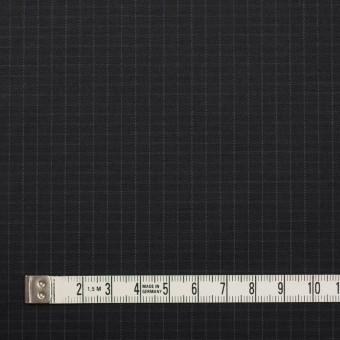 コットン×無地(チャコールブラック)×リップストップ_全3色 サムネイル4
