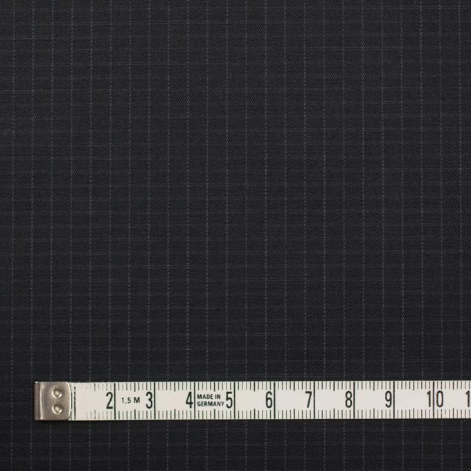 コットン×無地(チャコールブラック)×リップストップ_全3色 イメージ4