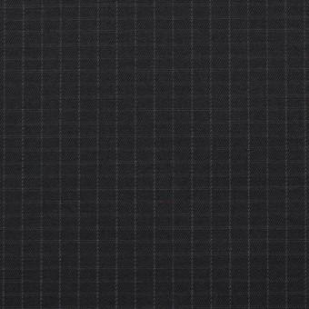 コットン×無地(チャコールブラック)×リップストップ_全3色 サムネイル1