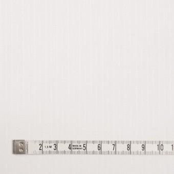 コットン&レーヨン×ストライプ(オフホワイト)×ブロードジャガード サムネイル4