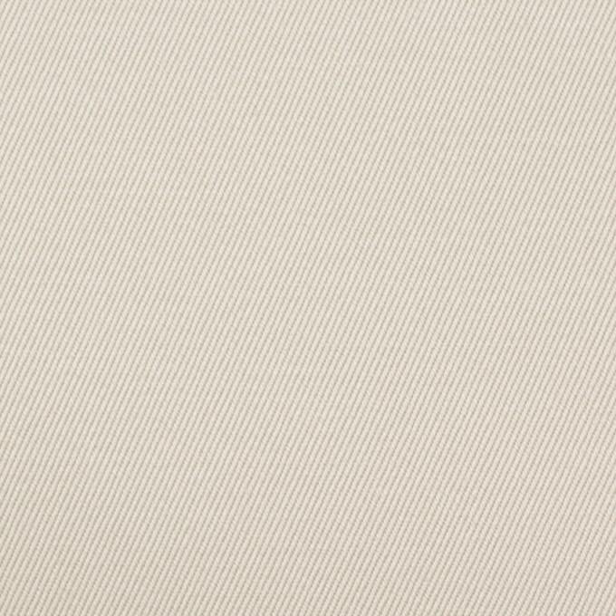 コットン×無地(アイボリー)×チノクロス_全2色 イメージ1