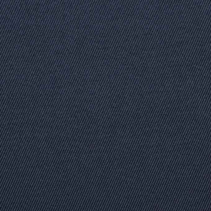 コットン×無地(アイアンネイビー)×チノクロス_全2色 イメージ1
