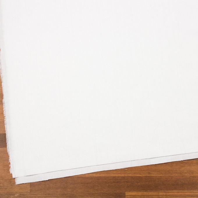 コットン×無地(ホワイト)×キャンブリックワッシャー_全15色 イメージ2