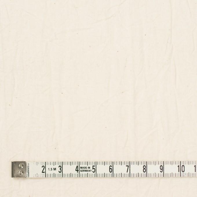 コットン×無地(キナリ)×キャンブリックワッシャー_全15色 イメージ4