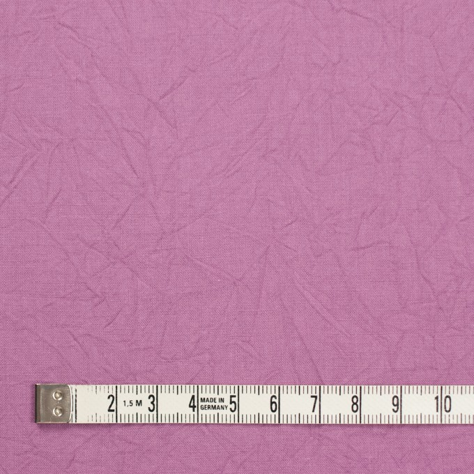 コットン×無地(モーブ)×キャンブリックワッシャー_全15色 イメージ4