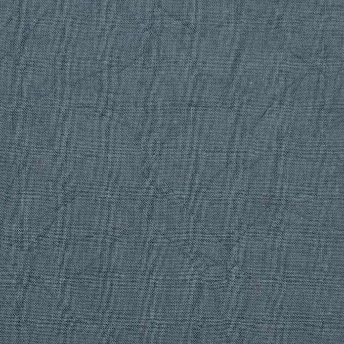 コットン×無地(スレートグレー)×キャンブリックワッシャー_全15色 イメージ1