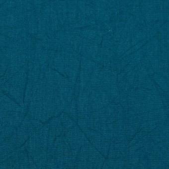 コットン×無地(アカプルコブルー)×キャンブリックワッシャー_全15色 サムネイル1