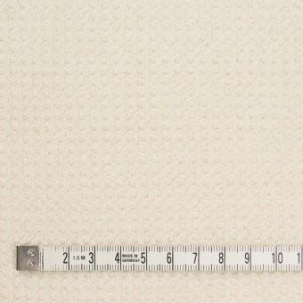 コットン×無地(キナリ)×ワッフルニット_全3色 サムネイル4