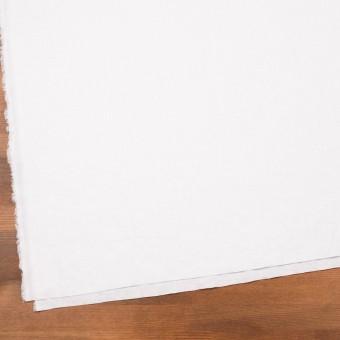 リネン&コットン×無地(ホワイト)×シーチング_全36色 サムネイル2