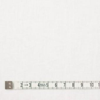 リネン&コットン×無地(ホワイト)×シーチング_全36色 サムネイル4