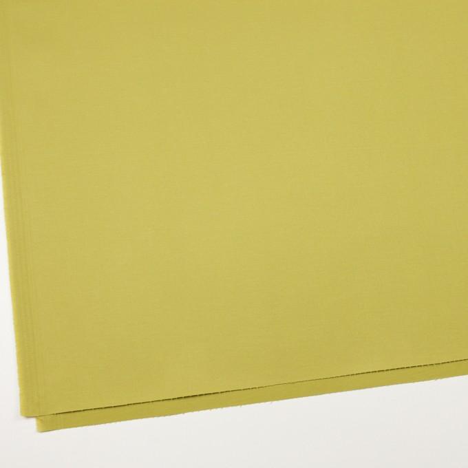 コットン&ポリウレタン×無地(アボカド)×チノクロス・ストレッチ_全4色 イメージ2