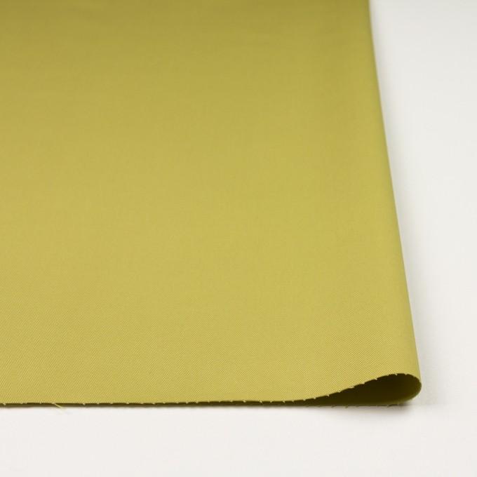 コットン&ポリウレタン×無地(アボカド)×チノクロス・ストレッチ_全4色 イメージ3