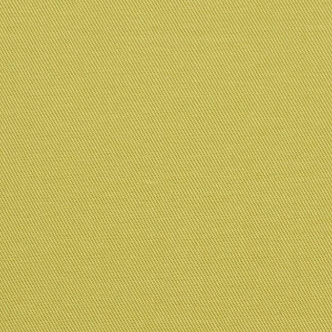 コットン&ポリウレタン×無地(アボカド)×チノクロス・ストレッチ_全4色 イメージ1