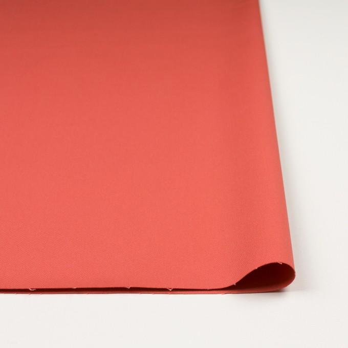 コットン&ポリウレタン×無地(スカーレット)×チノクロス・ストレッチ_全4色 イメージ3