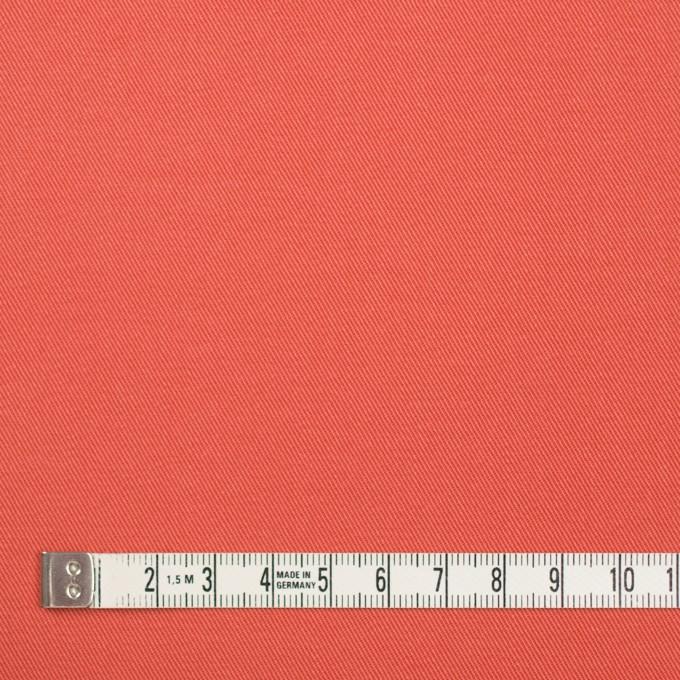 コットン&ポリウレタン×無地(スカーレット)×チノクロス・ストレッチ_全4色 イメージ4