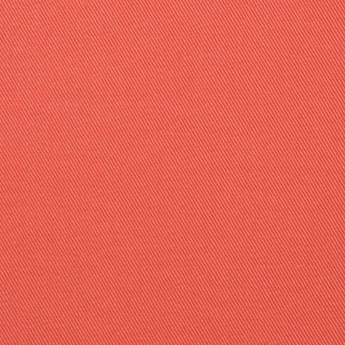 コットン&ポリウレタン×無地(スカーレット)×チノクロス・ストレッチ_全4色 イメージ1