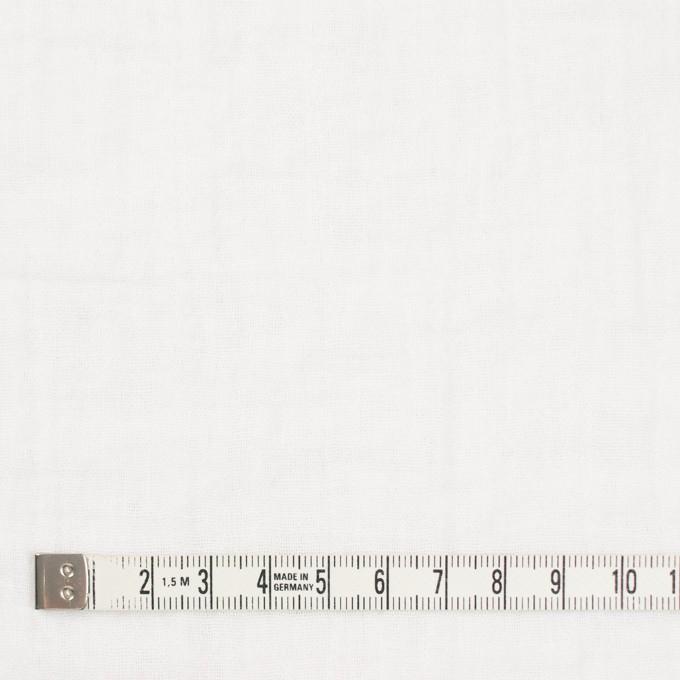コットン×無地(ホワイト)×Wガーゼワッシャー_全20色 イメージ4