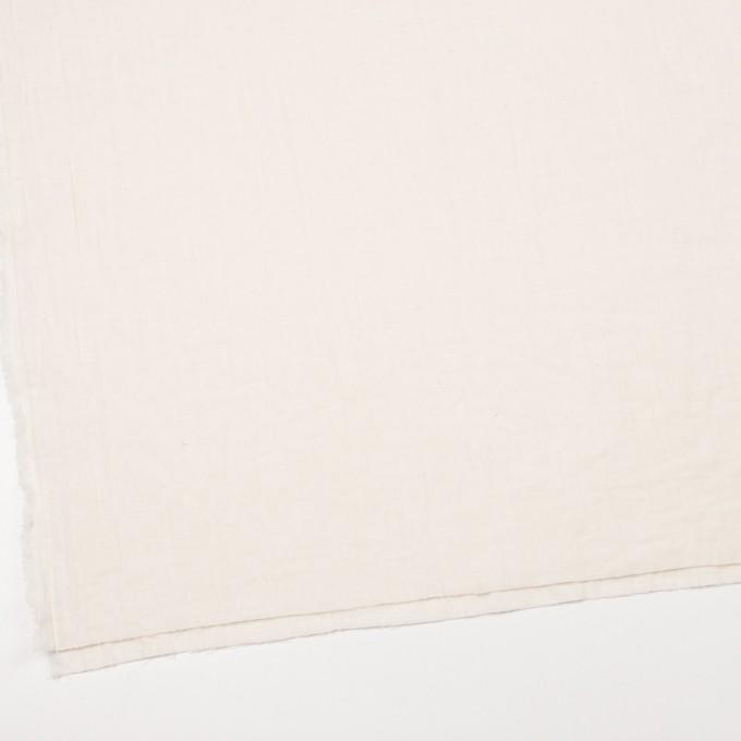 コットン×無地(キナリ)×Wガーゼワッシャー_全20色 イメージ2
