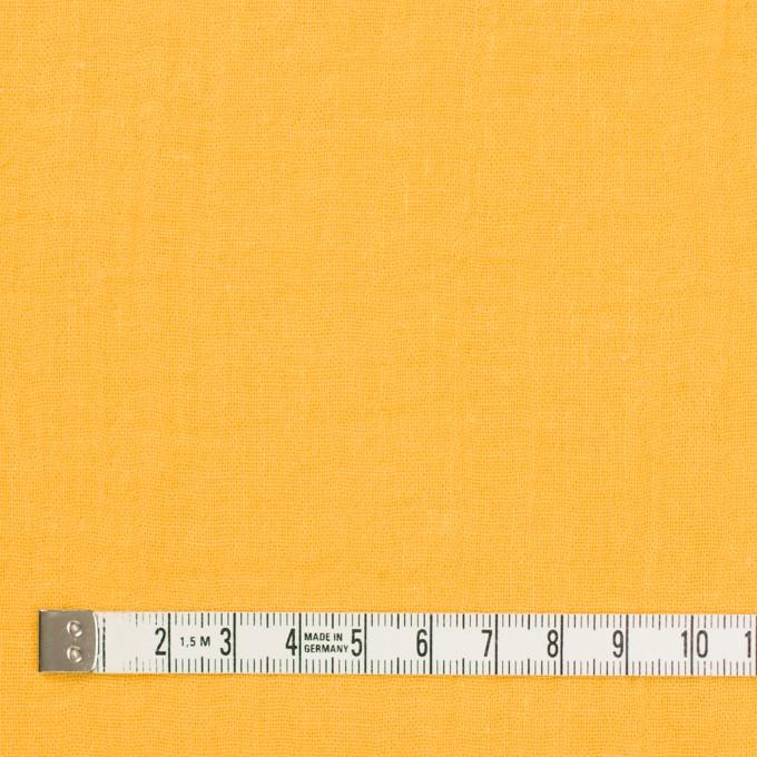 コットン×無地(サンフラワー)×Wガーゼワッシャー_全20色 イメージ4