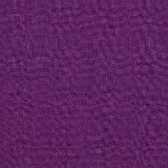 コットン×無地(パープル)×Wガーゼワッシャー_全20色 サムネイル1