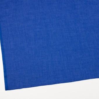 コットン×無地(ロイヤルブルー)×ボイルジャガード_全6色 サムネイル2