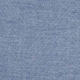 コットン×無地(シャドウブルー)×ボイルジャガード_全6色 サムネイル1