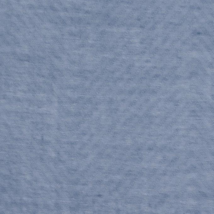コットン×無地(シャドウブルー)×ボイルジャガード_全6色 イメージ1