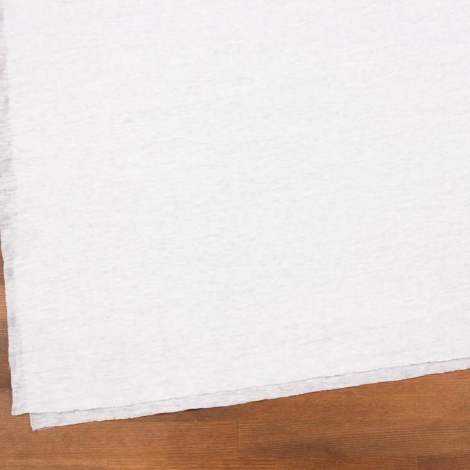 リネン×無地(ホワイト)×天竺ニット_全5色 イメージ2