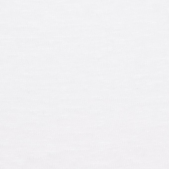 リネン×無地(ホワイト)×天竺ニット_全5色 サムネイル1