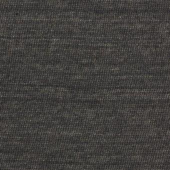 リネン×無地(チャコール)×天竺ニット_全5色 サムネイル1