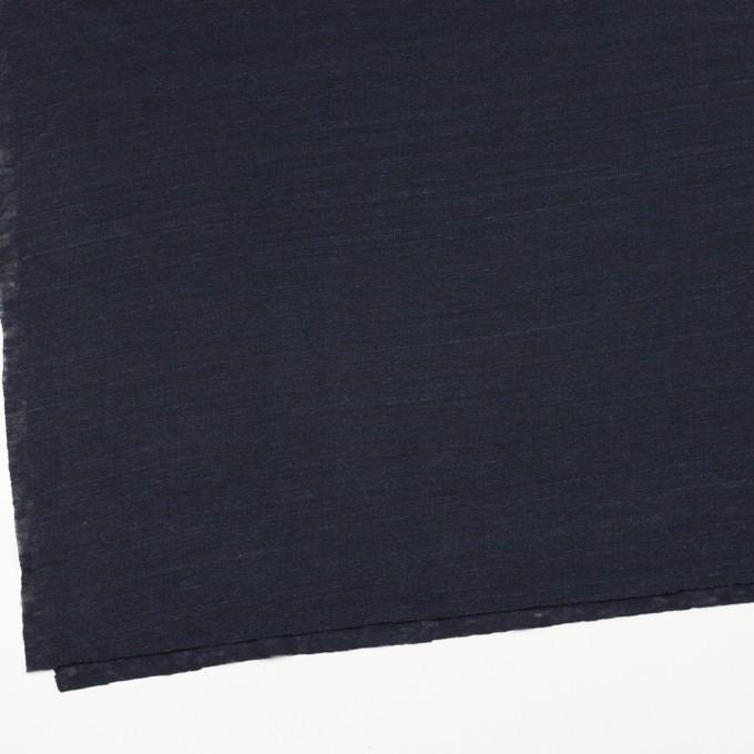 リネン×無地(ダークネイビー)×天竺ニット_全5色 イメージ2