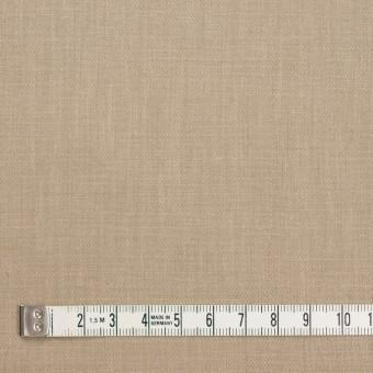 コットン&リネン×無地(カーキベージュ)×サージ サムネイル4