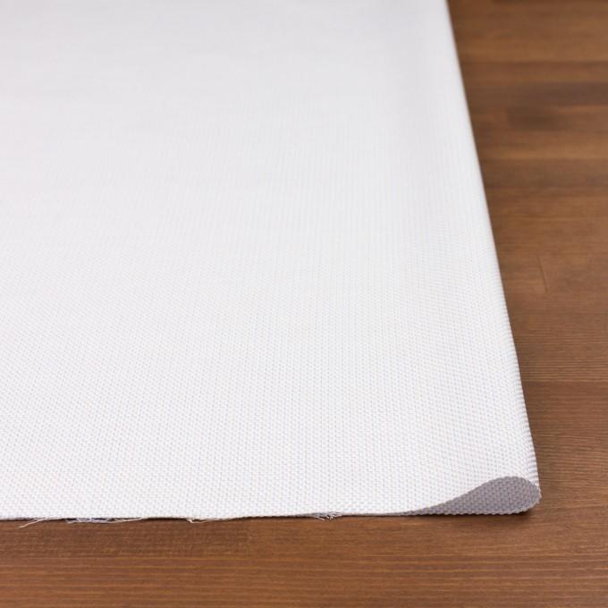 コットン×バイヤス(ベージュ&サルビアブルー)×ヘリンボーン イメージ3