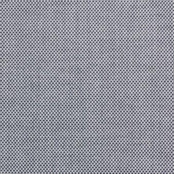 コットン×無地(ダークネイビー)×かわり織 サムネイル1
