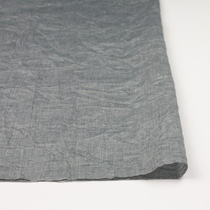 コットン&リネン×無地(グレー)×ボイルワッシャー_全6色 イメージ3