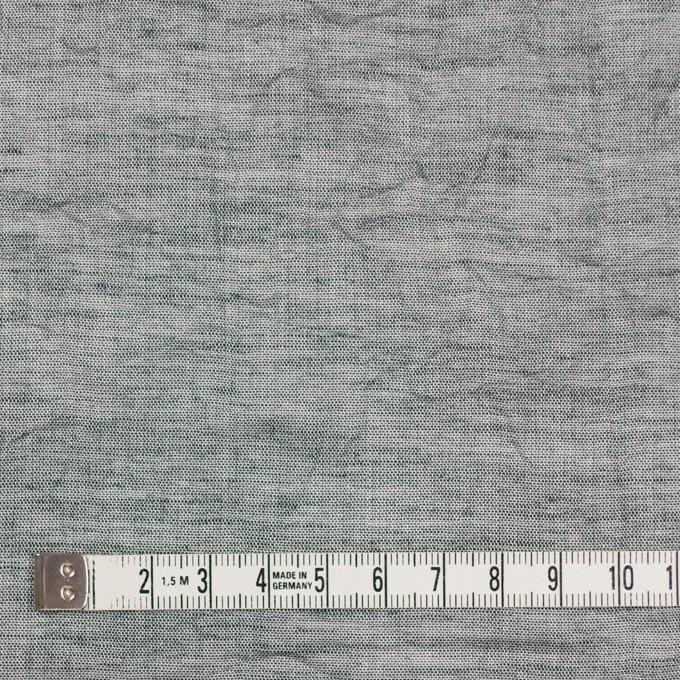 コットン&リネン×無地(グレー)×ボイルワッシャー_全6色 イメージ4