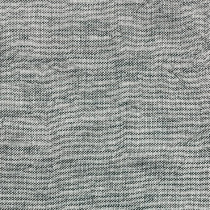 コットン&リネン×無地(グレー)×ボイルワッシャー_全6色 イメージ1