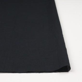 コットン&リネン×無地(ブラック)×ボイルワッシャー_全6色 サムネイル3
